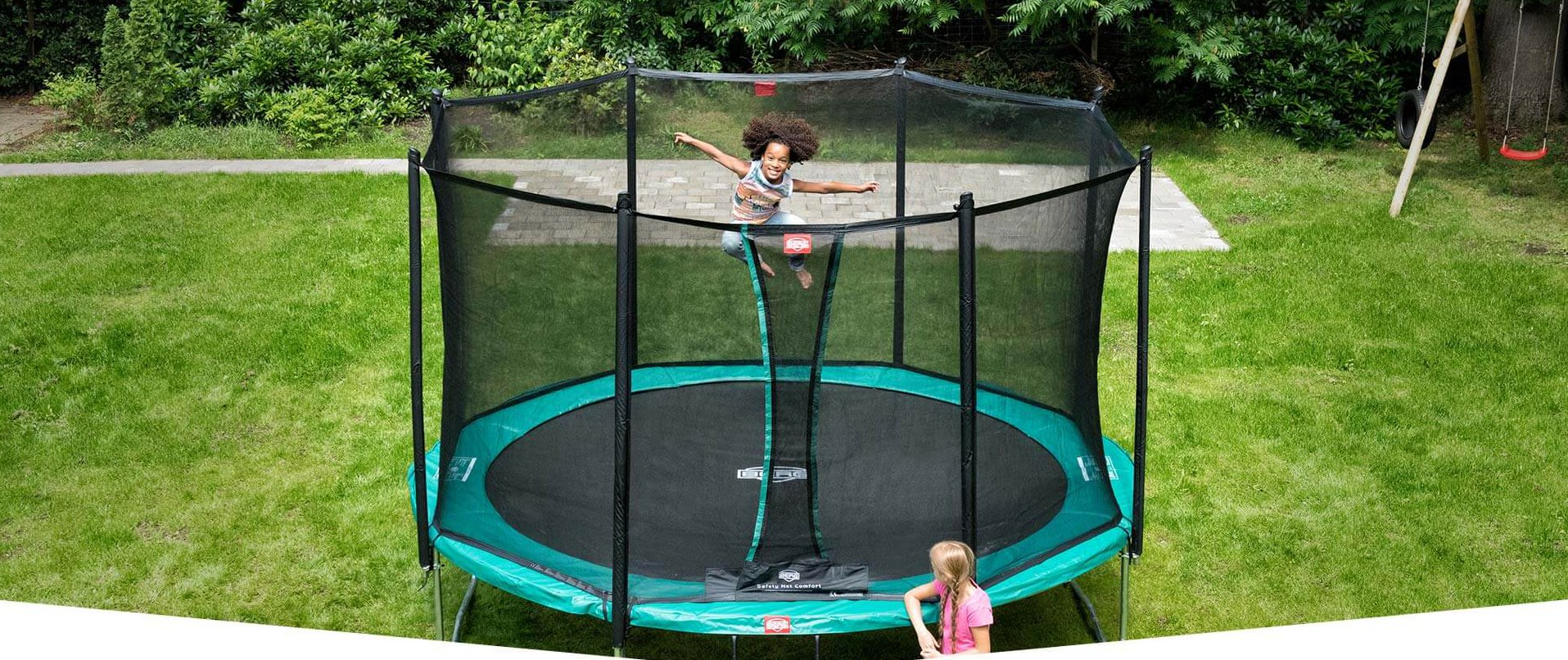 sicheres Trampolinzubehör kauft man bei trampolin-profi.de