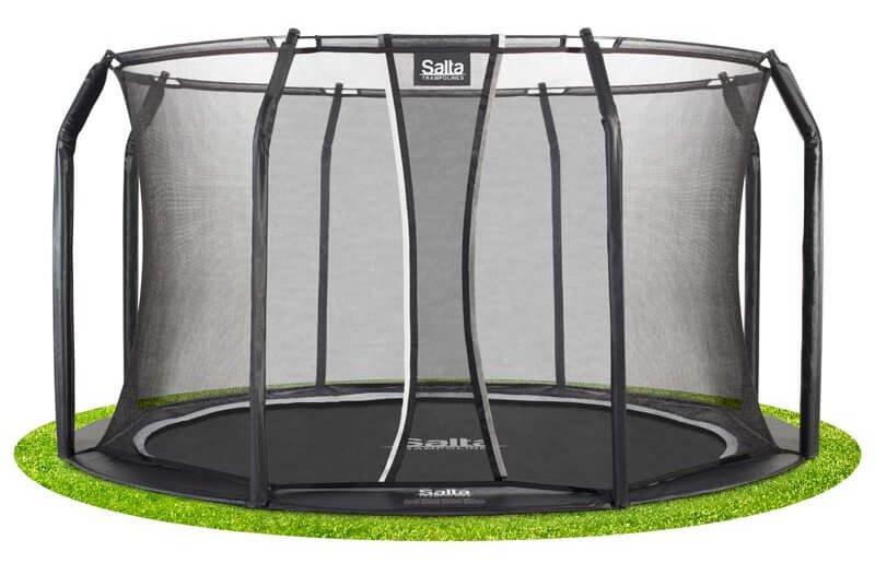 SALTA Royal Baseground + Sicherheitsnetz - kaufen auf trampolin-profi.de