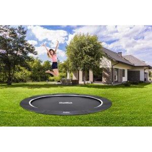 Trampolin Beratung - hier Modelle Flat-Ground - trampolin-profi.de