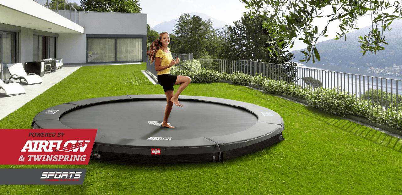 Trampolin Sport - Beratung bei trampolin-profi.de - Auch auf der Consumenta Halle 7 A