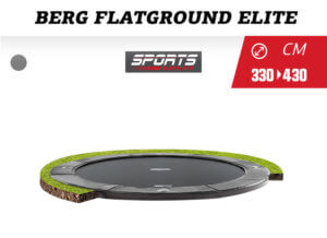 BERG ELITE Trampolin = überragende Qualität und Sicherheit - kaufen auf trampolin-profi.de