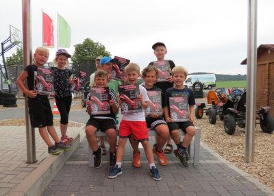 Ferienprogramm Postbauer-Heng 2018 zu Gast bei trampolin-profi.de Burgthann