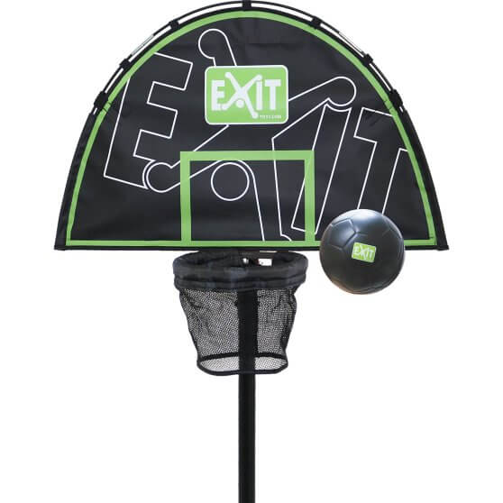 EXIT Trampolin Basketballkorb - kaufen auf trampolin-profi.de