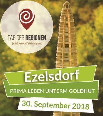 Wir sind dabei: Tag der Regionen am 30.09.2018 in Ezelsdorf - trampolin-profi.de