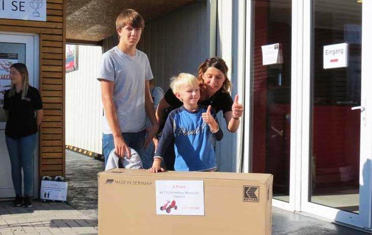 trampolin-profi.de: HERBST RACE Rückblick: tolle Preise wurden überreicht