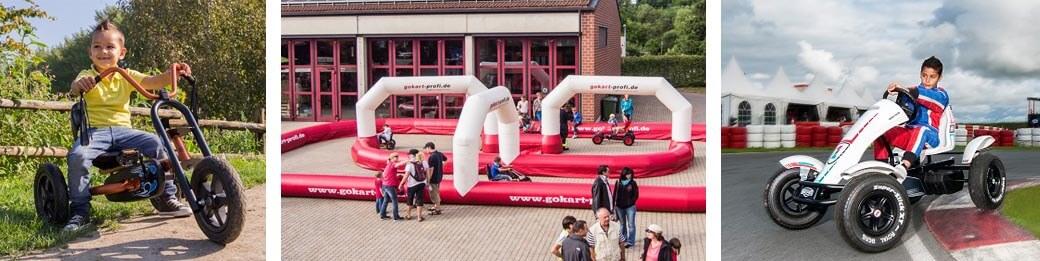 Viele Brettspiele + Gokartbahn Gutschein für das Kinderhort Burgthann - trampolin-profi.de