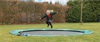 Trampolin im Herbst und Winter - Ratgeber trampolin-profi.de