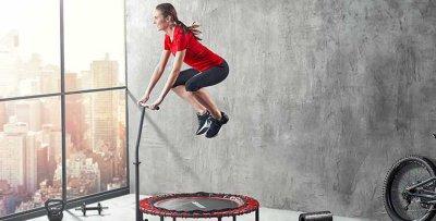 KETTLER Move Fitness - Jumping Fitness auf trampolin-profi.de
