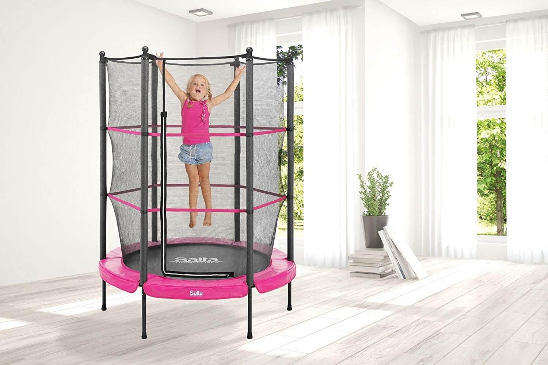 Salta Junior: Super Trampolin für Kinder auch im Haus - kaufen auf trampolin-profi.de