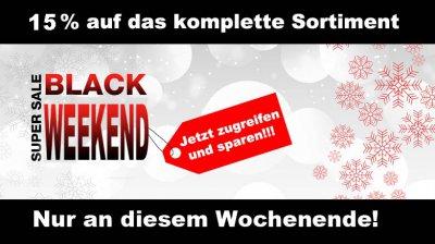 Black Weekend 2018 bei trampolin-profi.de