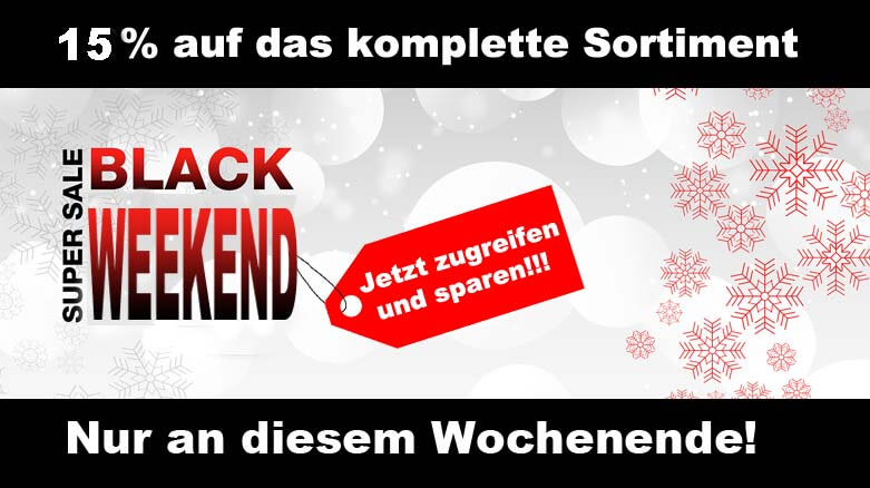 Black Weekend 2018 bei trampolin-profi.de