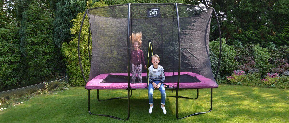 Trampolin Formen - Tipps und Einkaufshilfe bei trampolin-profi.de