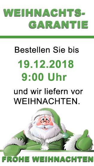 Weihnachtsgeld 2018 - mit Lieferung zum Fest - trampolin-profi.de