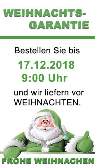 TRAMPOLIN PROFI: Lieferung pünktlich zu Weihnachten 2018