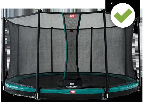 BERG Sicherheitsnetz Comfort - trampolin-profi.de