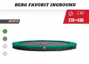 BERG Favorit Modelle - trampolin-profi.de