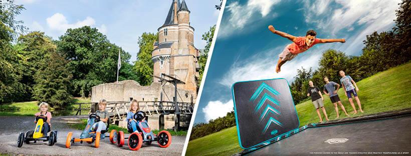 Spaß bei trampolin-profi.de: Schnäppchen Lagerverkauf am 25.5.2019
