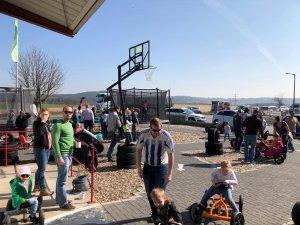 Rückblick Trampolin Profi Lagerverkauf - März 2019
