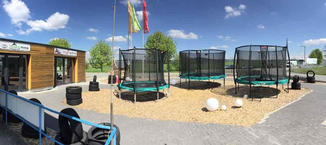 Ostergeschenke Lagerverkauf bei trampolin-profi.de - 13.04.2019