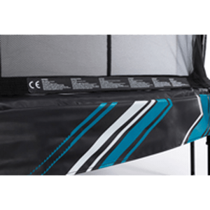 BERG Champion Black - Neuheit 2019 bei trampolin-profi.de