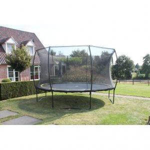 Gewinnspiel Freizeitmesse Nürnberg - Preisübergabe EXIT Silhouette bei trampolin-profi.de