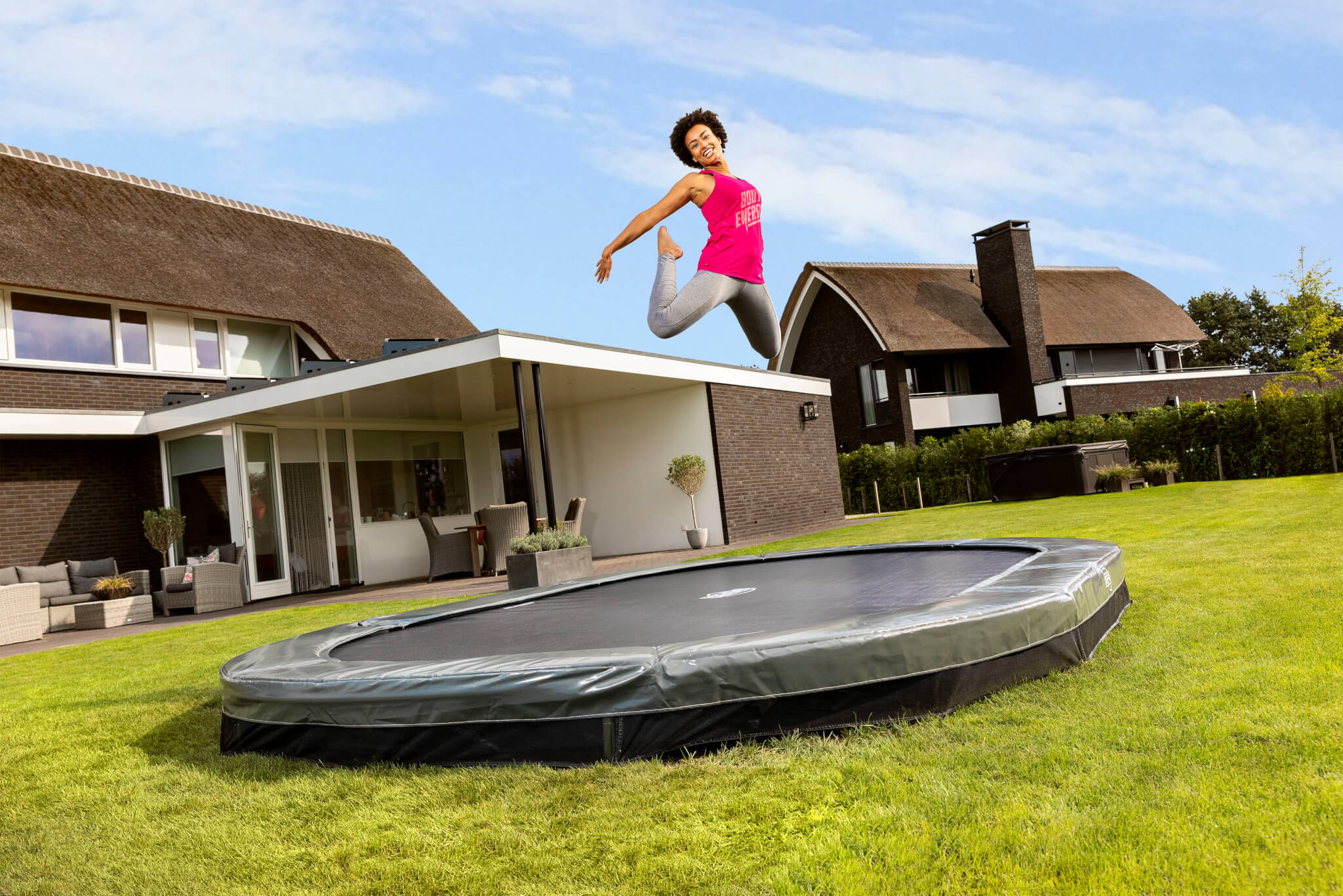 29.06.2019: Trampolin und Gokart Superpreis beim LAGERVERKAUF - trampolin-profi.de