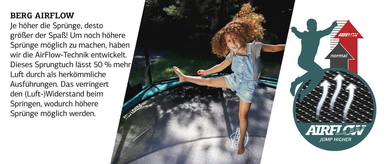 BERG Airflow - trampolin-profi.de