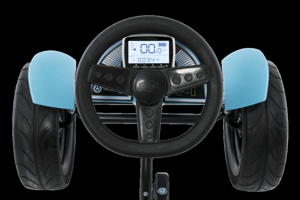 BERG E-Gokart fahren beim BERG Experience Day - SPIEL-PREIS - TRAMPOLIN-PROFI