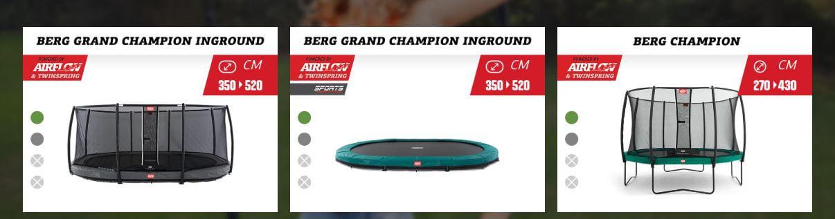 Trampolin RUND oder OVAL – BERG Toys bietet beide Varianten - trampolin-profi.de Ratgeber