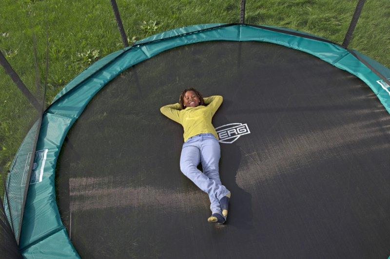 BERG-Trampolin - richtige Pflege - Tipps von trampolin-profi.de