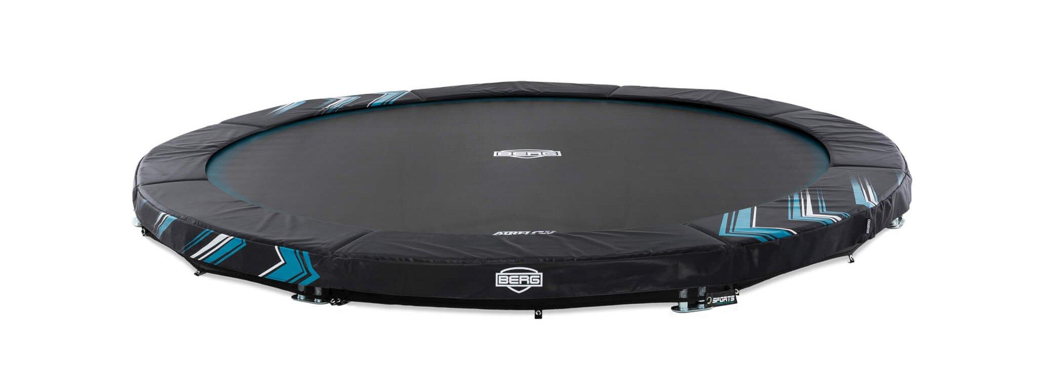 BERG Champion Black Limited Edition - kaufen auf trampolin-profi.de