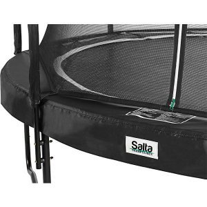 SALTA Premium Black Edition Trampolin Test