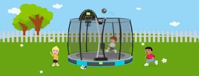 EXIT Trampolin Auswahl bei trampolin-profi.de - Qualitätsmerkmale