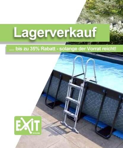Trampoline zum Superpreis: am 27.07.2019 Schnäppchen shoppen - trampolin-profi.de