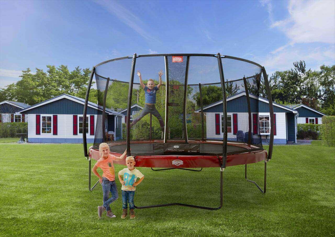 TRAMPOLIN PROFI: wir haben Trampoline für jede Art der Nutzung