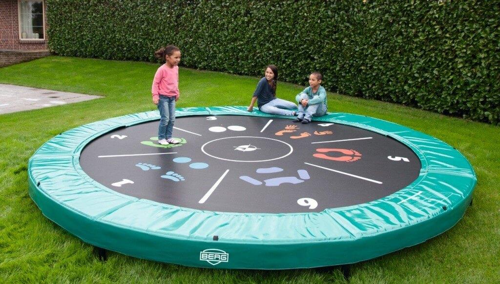 BERG Tattoo Abverkauf - Summer Sale Aktionspreise auf trampolin-profi.de