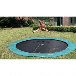 Ebenerdige Trampoline - Beratung bei trampolin-profi.de