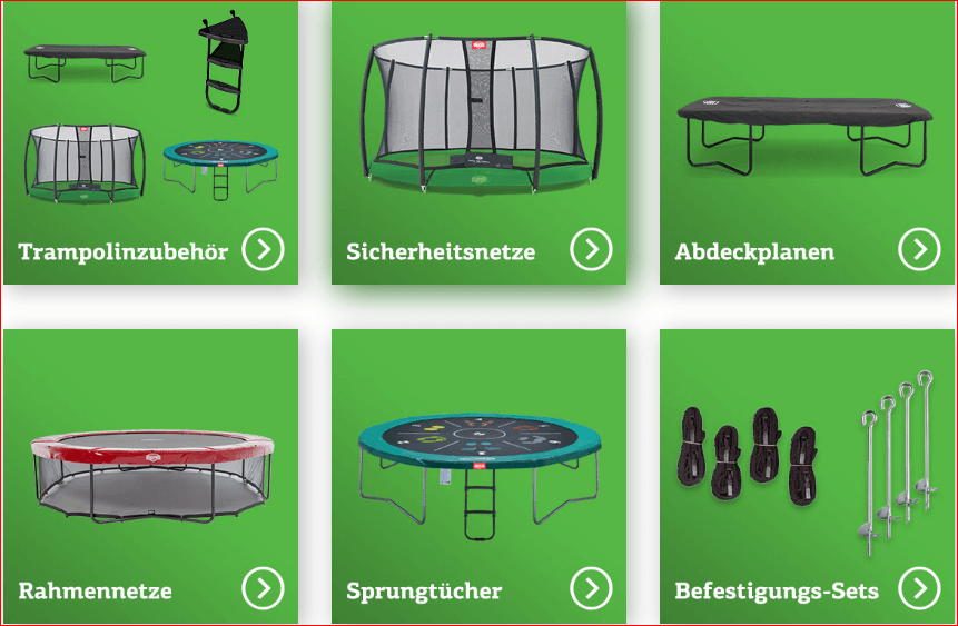 Trampolinzubehör: Tipps was man wirklich braucht - trampolin-profi.de