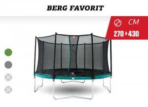 BERG Favorit Modell - trampolin-profi.de