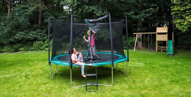 CORONA: Trampolin für Kinder bringt Sport, Spaß und Zuversicht - Ratgeber trampolin-profi.de