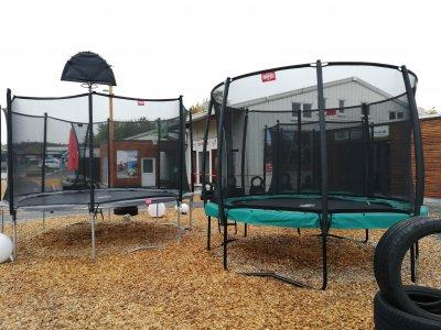 Trampolin Ausstellung Abverkauf – jetzt zuschlagen bei trampolin-profi.de