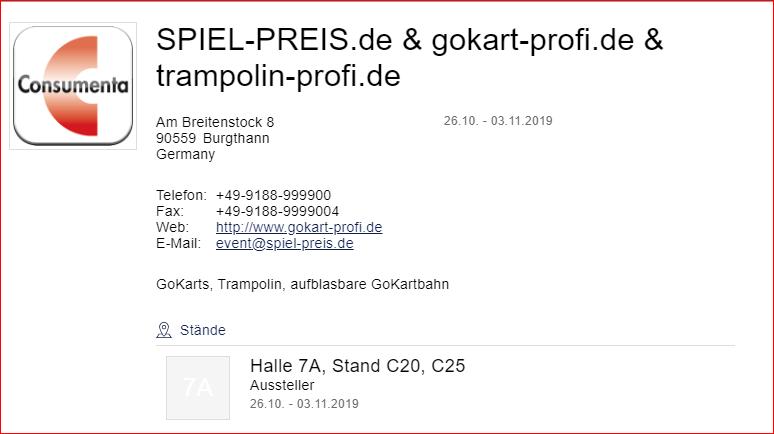 trampolin-profi.de - Consumenta Aussteller