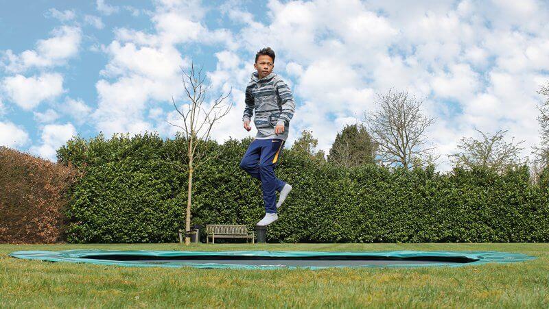 Trampolin im Winter draußen bleiben - Ratgeber trampolin-profi.de
