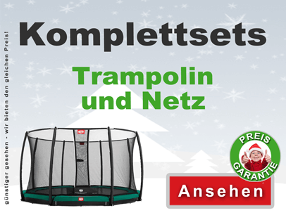 Black Weekend bei trampolin-profi.de