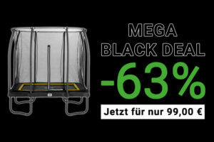 MEGA BLACK DEAL bei trampolin-profi.de - 63 %