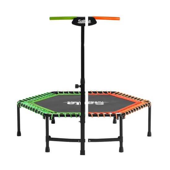 Salta Fitness Trampolin bei trampolin-profi.de - Orange und Grün