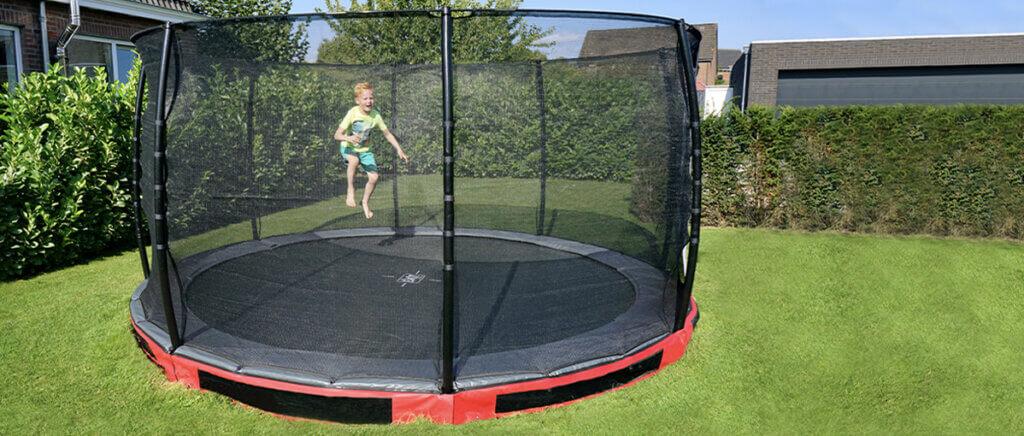Bodentrampolin Inground von EXIT Toys - Beratung bei trampolin-profi.de