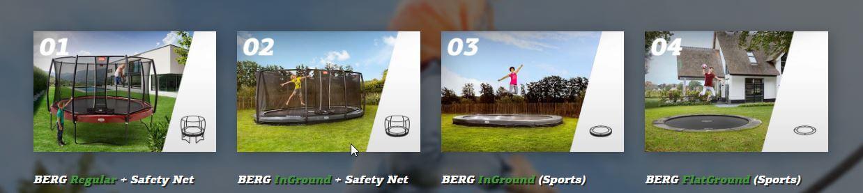 BERG Modellvielfalt - https://trampolin-profi.de/Trampolin-Nuernberg