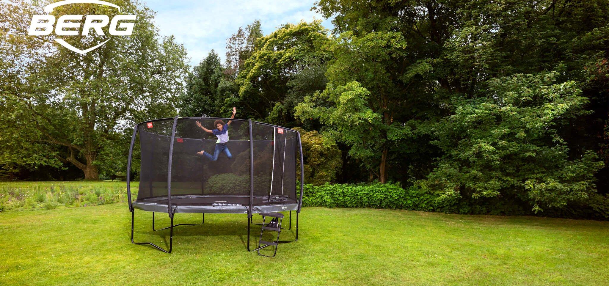 Warum ein BERG-Trampolin kaufen? - Ratgeber - Test - trampolin-profi.de