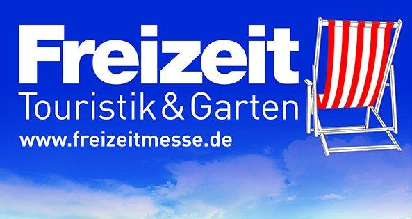 Freizeit Messe 2020 in Nürnberg - TRAMPOLIN PROFI ist dabei